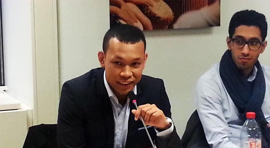 René Randrianja, président de l'ALFM élu en 2016