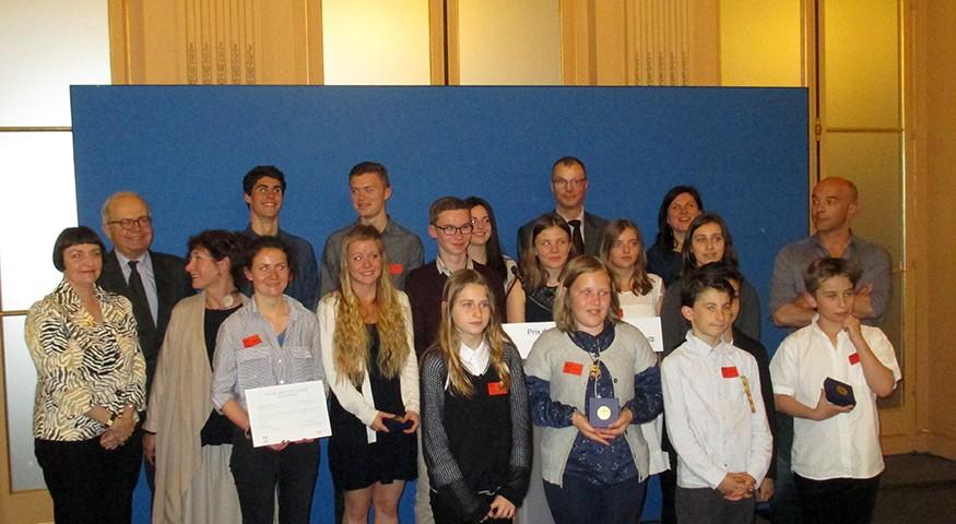 Photo de groupe des délégations