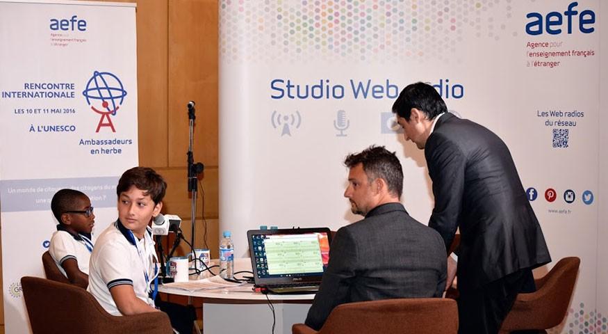 Studio Web radio