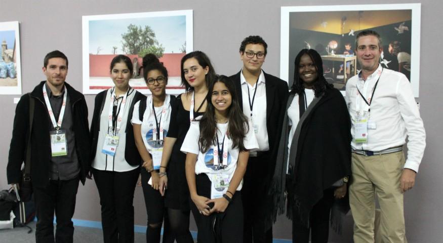 Les délégations de Tunis et de Ouagadougou