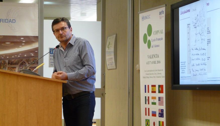 Conférence de Luc Abbadie