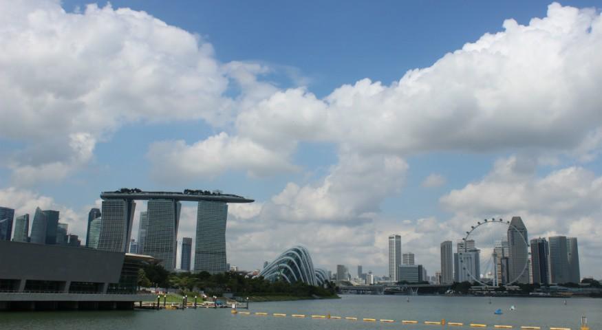 Singapour, ville hôte des JIJ 2016