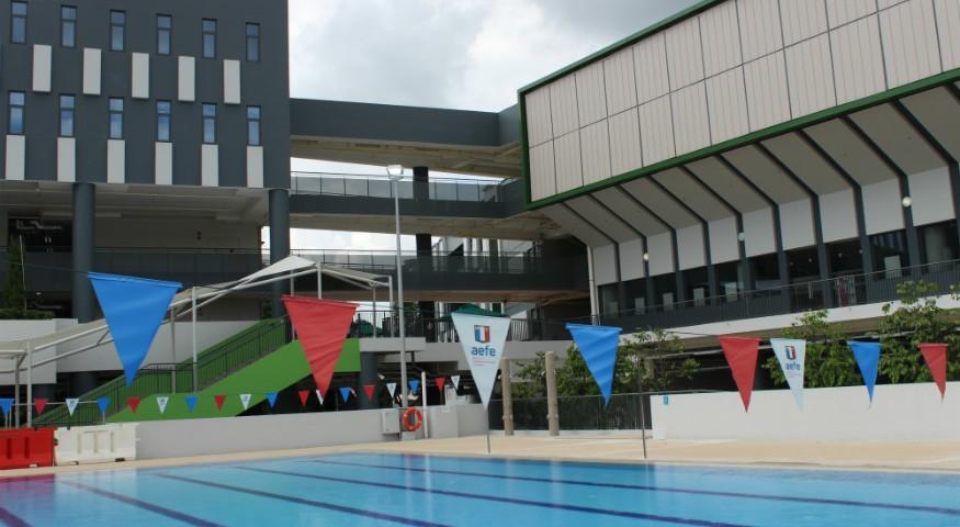 Piscine du Lycée français de Singapour