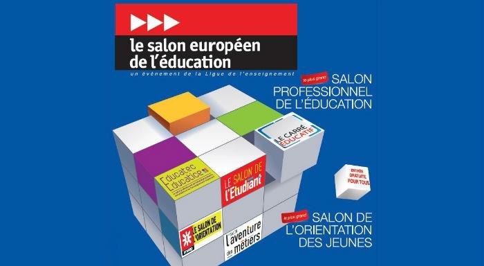 Aefe l aefe pr sente au salon europ en de l ducation du for Salon europeen de l education porte de versailles