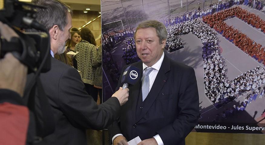 Interview de l'ambassadeur