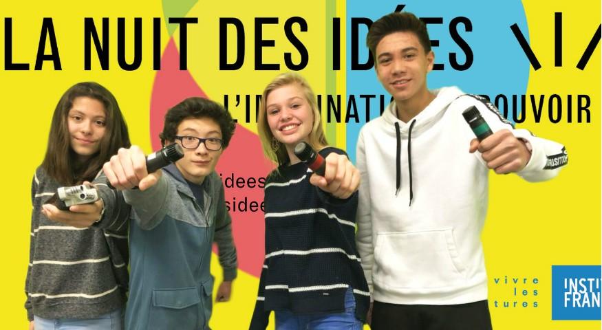 Les jeunes reporters du lycée français de Pékin