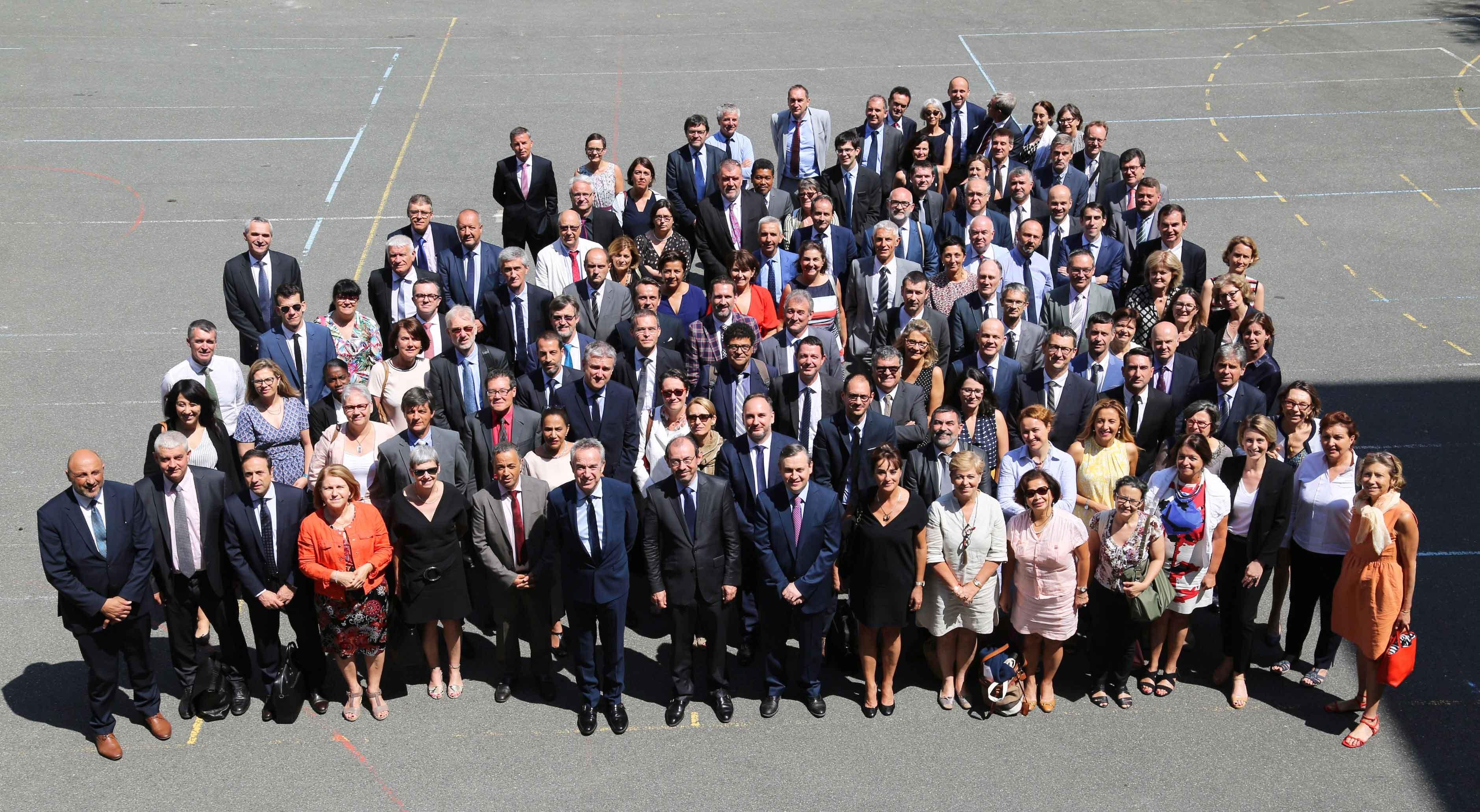Séminaire des EGD 2018 à Paris