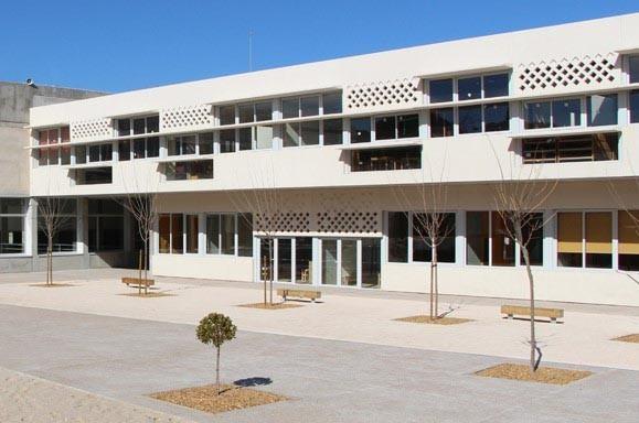 Nouvelle école maternelle de Madrid