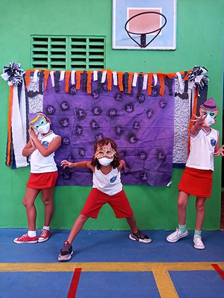 École française de Natal, Brésil