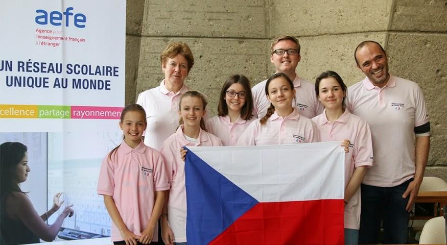 L'équipe de l'Europe centrale, orientale et du Nord