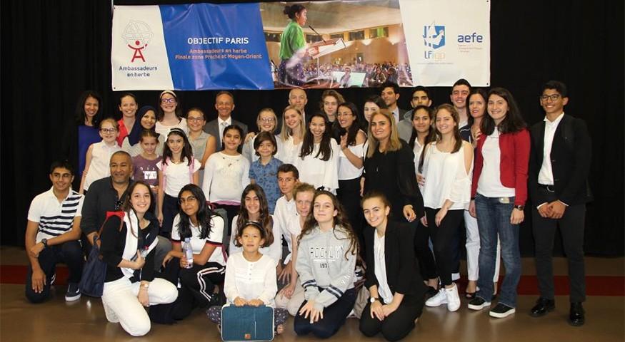 """""""Objectif Paris"""" pour les équipes du LFIGP de Dubaï"""