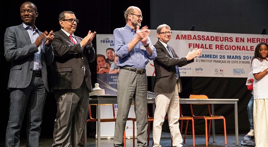 Jury de la finale