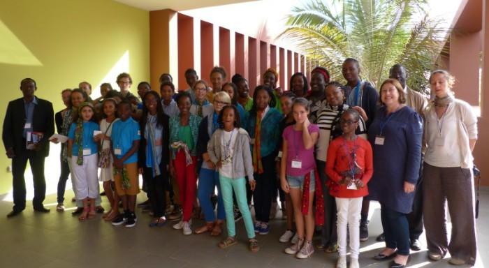 Les finalistes de l'Afrique de l'Ouest