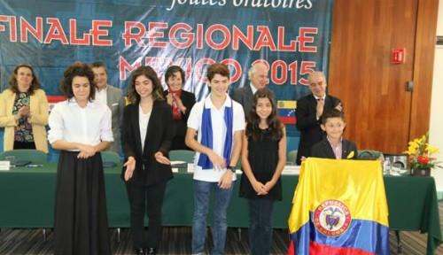 """L'équipe d'Amérique latine """"rythme Nord"""""""