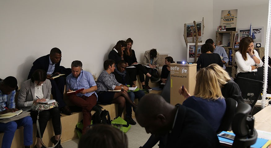 Atelier du séminaire communication