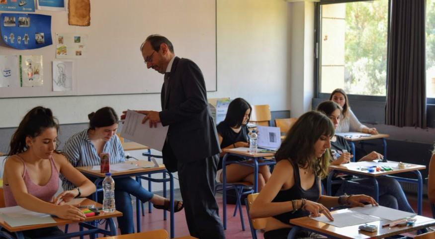 Distribution des sujets à Athènes