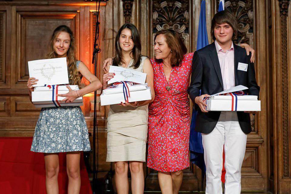 Les lauréats en composition française