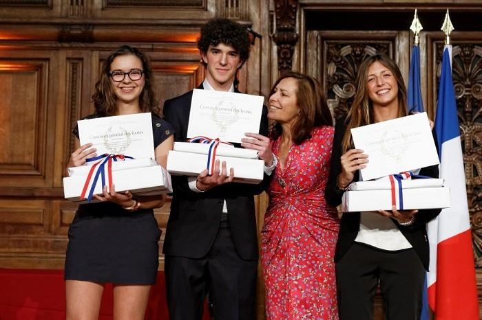 Les lauréats en espagnol