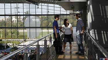 École des Ponts ParisTech à Champs-sur-Marne