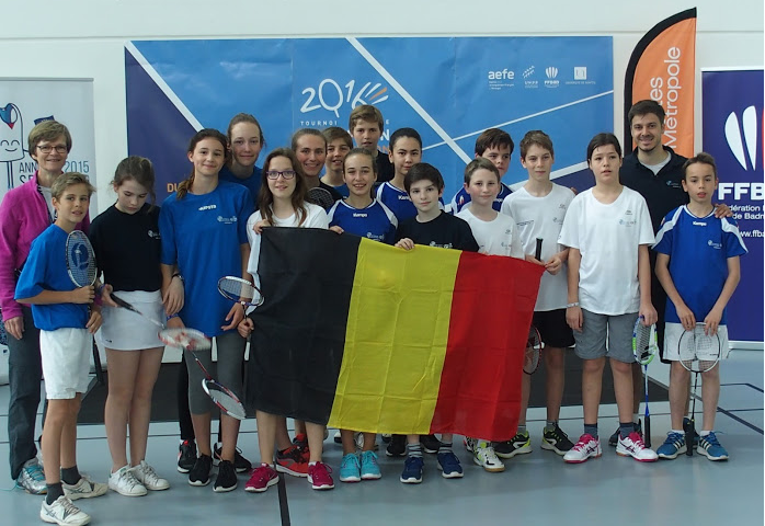 La délégation de Belgique
