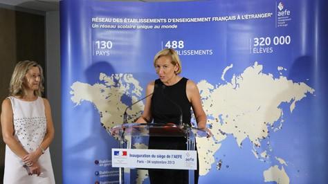 Mot de bienvenue de la directrice Hélène Farnaud-Deformont