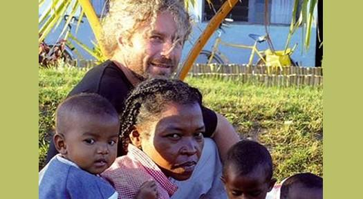 "Le ""capitaine au grand coeur"" à Madagascar"