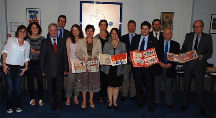 Jury du concours 2014