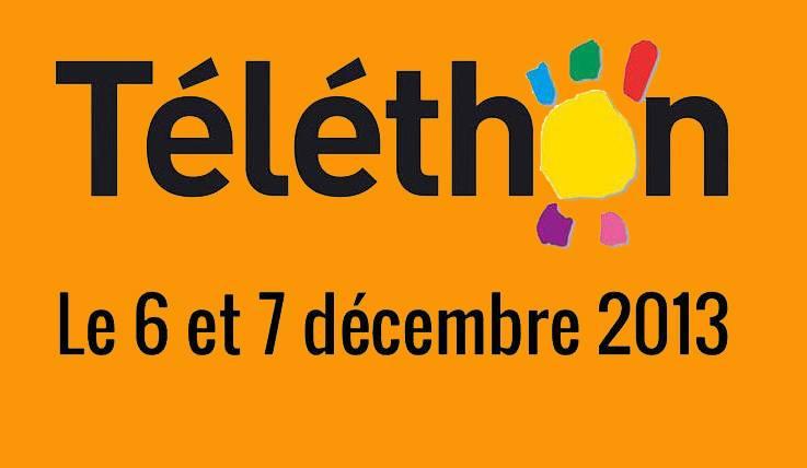 Logo Téléthon 2013