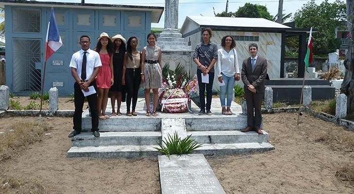 Cérémonie à Tamatave