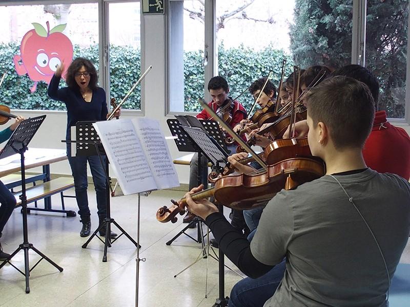 """Atelier """"violons"""""""