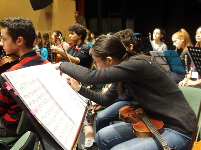 Des instrumentistes très impliqués