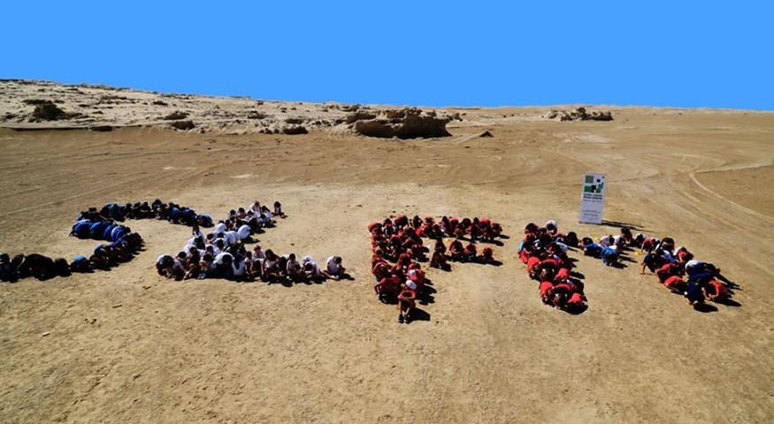 Réalisation d'une vidéo promotionnelle de la nouvelle école maternelle du lycée Louis-Massignon