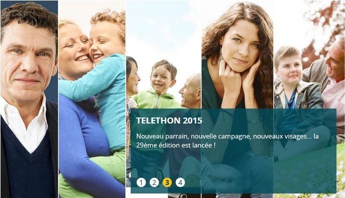 Visuel de la campagne 2015