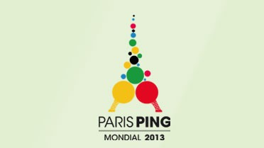 """Logo """"ParisPing"""""""