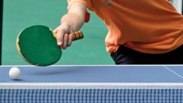 Aefe avec l op ration duc ping promouvoir le tennis - Choisir raquette tennis de table ...