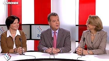 Brigitte Gimenez et Michel Sauzet