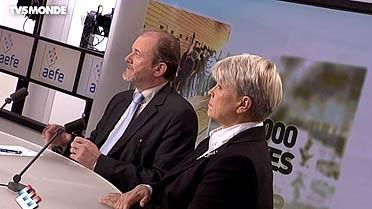 Bernard Lemasle et Noëlle Delhomme