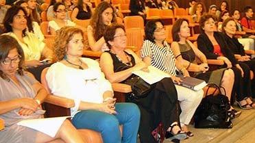 Photo: aperçu du public pendant la cérémonie de remise des prix de la finale