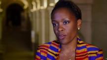 Rencontre avec une journaliste : Dominique Tchimbakala