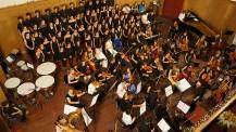 Concert du 14 janvier 2017 de l'Orchestre des lycées français du monde à Ho-Chi-Minh-Ville (saison 3 de l'OLFM)