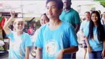 """""""Des écoles pour une école"""" : film de la rencontre des CVL d'Asie-Pacifique"""