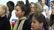 Une journée avec les choristes de l'OLFM (saison IV): vidéo des JRI-AEFE