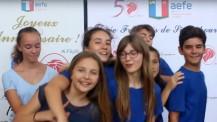 Cinquantenaire du Lycée français de Singapour