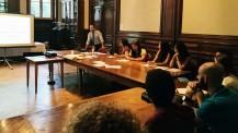 Promotion 2016 des boursiers Excellence-Major : réunion d'accueil à Bordeaux