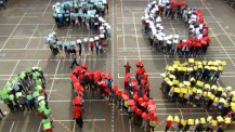 50 ans du lycée Fustel-de-Coulanges de Yaoundé