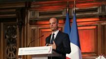 Remise des prix du concours général 2017 : Jean-Michel Blanquer
