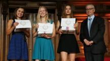 Remise des prix du concours général 2017 : allemand