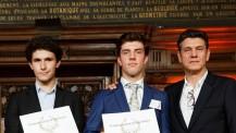 2e et 3e prix en composition française au concours général 2017