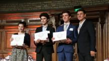 Remise des prix du concours général 2017 : composition française
