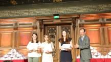Remise des prix du concours général 2017 : prix remis par le directeur de l'AEFE